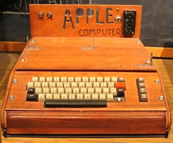 Inicios de Apple Computer